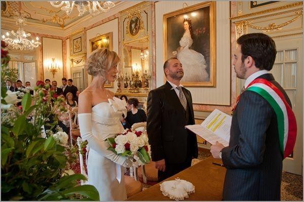 Matrimonio In Comune Quanti Testimoni : Le regole della cerimonia civile nuziale