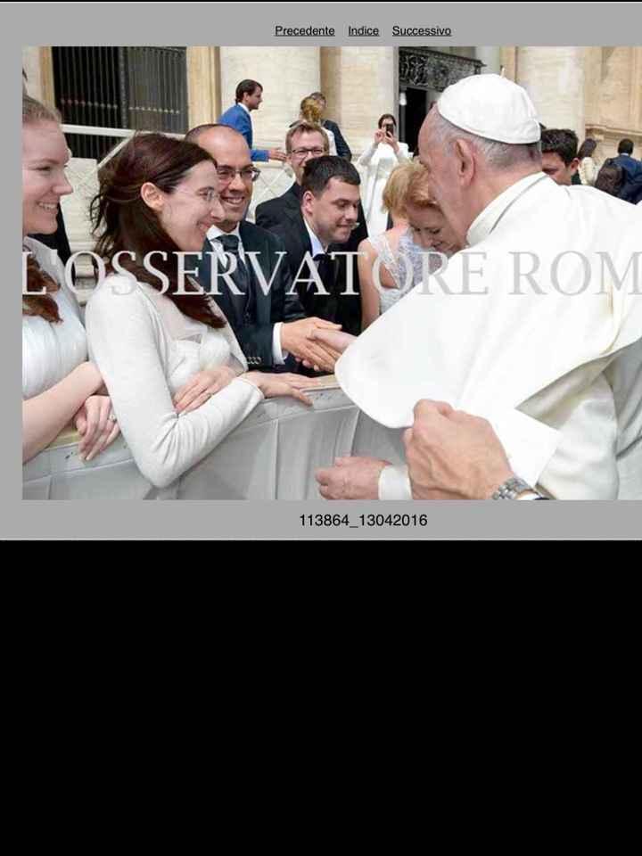 Noi dal papa
