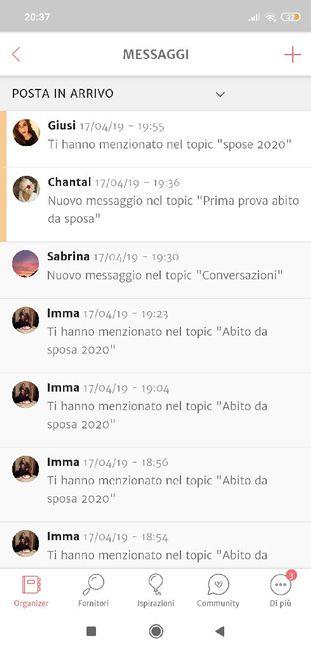 Conversazioni - 1