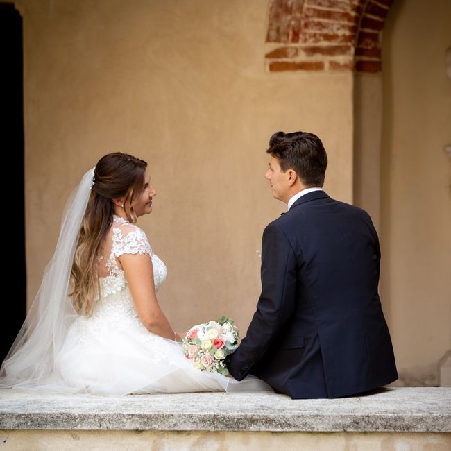 Acconciatura sposa estate 1