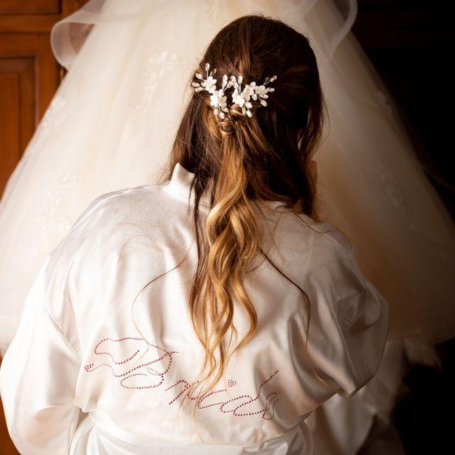 Preparazione sposa..🥰 2