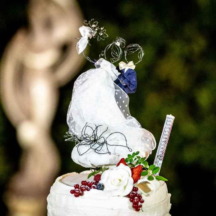 Cake topper scelto 😍😍 - 1