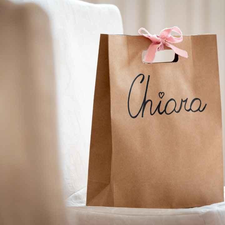 Wedding bag per bambini - 2