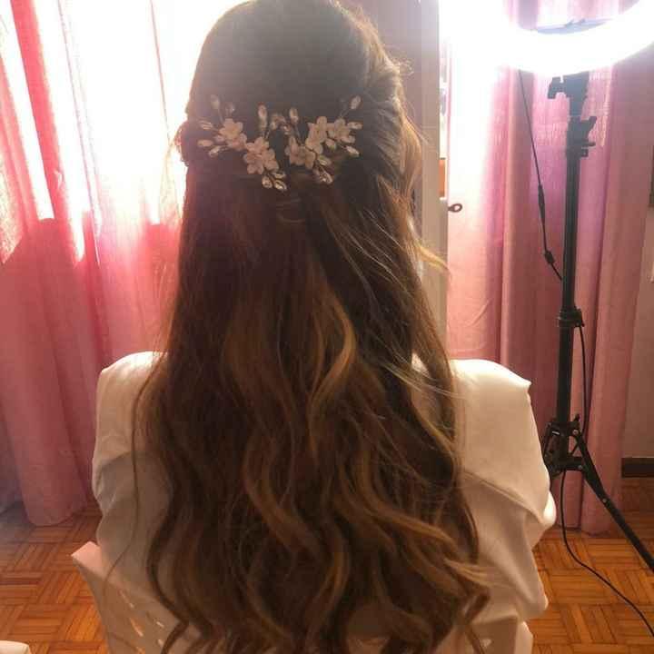 Accessori capelli Nicole - 1