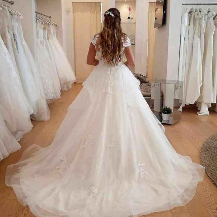 Abiti da sposa a maniche corte oppure più lunghe? - 1