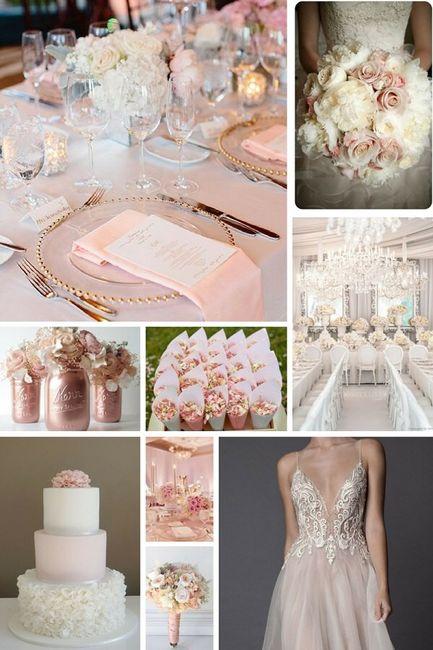 Matrimonio Tema Rosa Cipria : Matrimonio a tema rosa organizzazione matrimonio forum