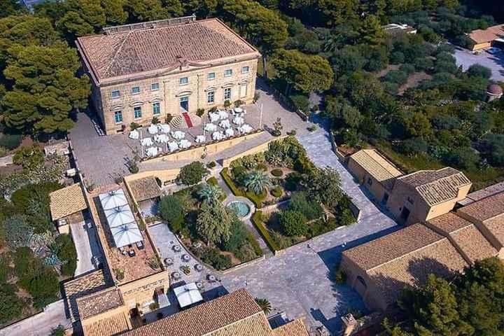 Baglio Regia Corte o Palazzo Villarosa? - 3