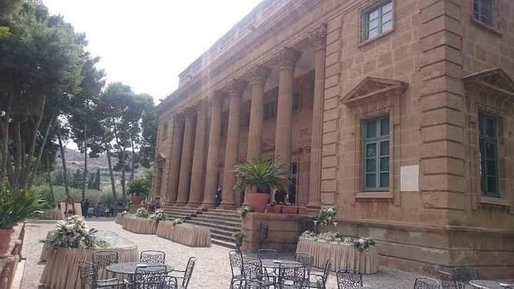 Baglio Regia Corte o Palazzo Villarosa? - 4