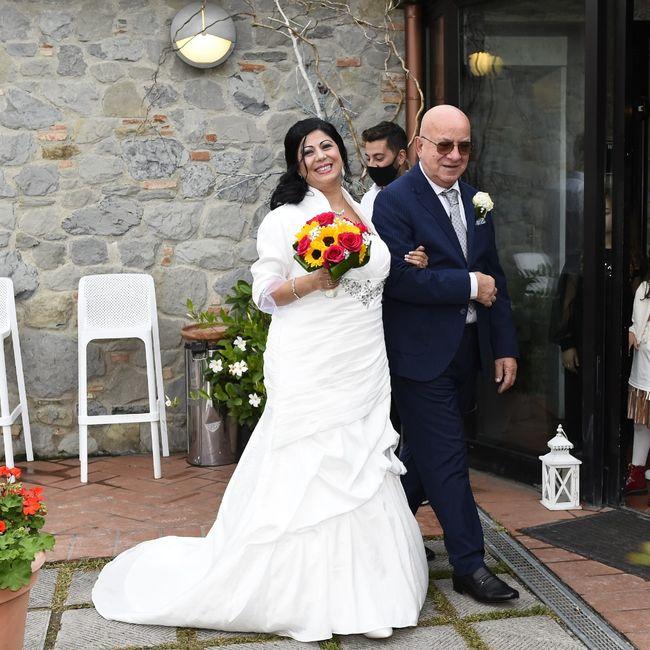 Matrimonio rovinato🙄 per colpa della sarta e della parrucchiera 💇 3