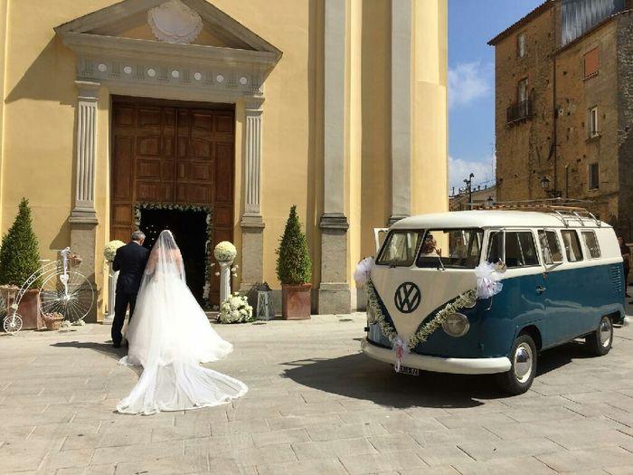 Con quale auto arriverete al vostro matrimonio ? 3