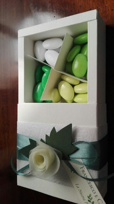 Bomboniere scatolina - 1
