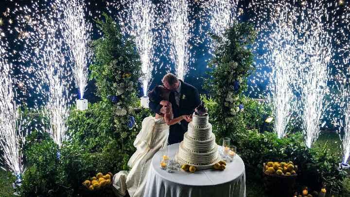 Wedding cake 🍰 - 2