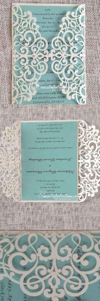 Partecipazioni di nozze! - 1
