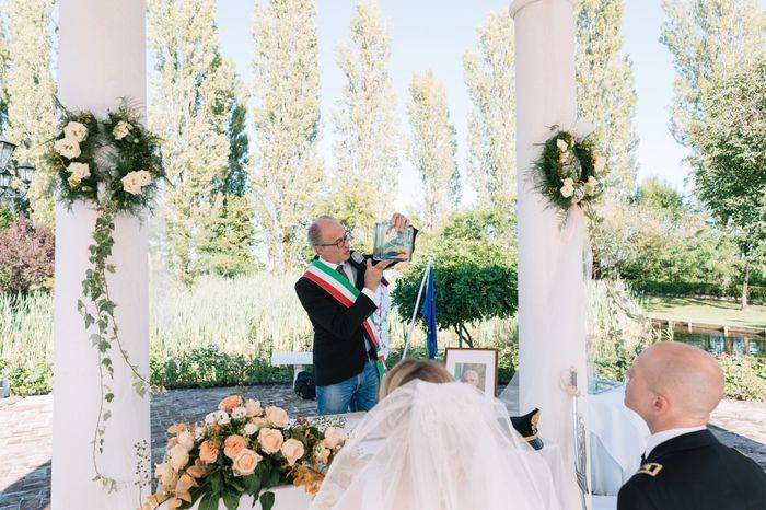 Matrimonio rito civile 6