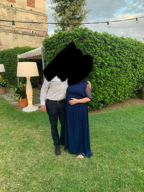 Come vestirsi per un battesimo ... Sentendosi bella anche incinta ❤️ - 1