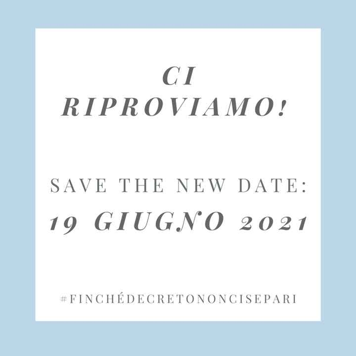 Nuovo save the date - 1