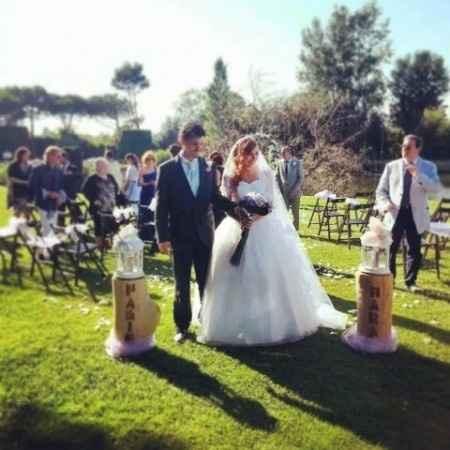 Il nostro matrimonio!!!! - 1