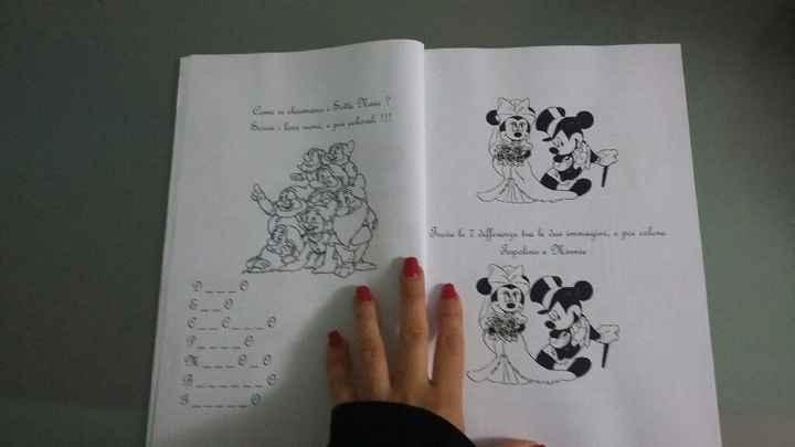 Activity book... ecco il nostro!!! - 6
