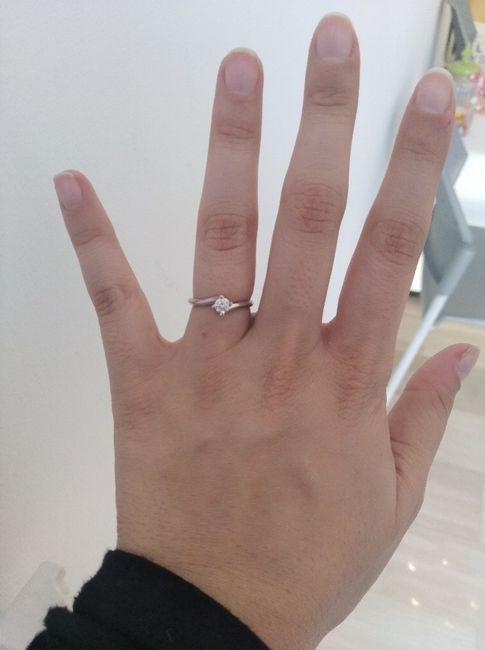 #LoveFriday - Mostrateci il vostro anello di fidanzamento 2