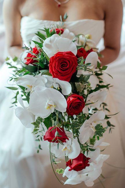 Bouquet per ogni abito 💖💐 1