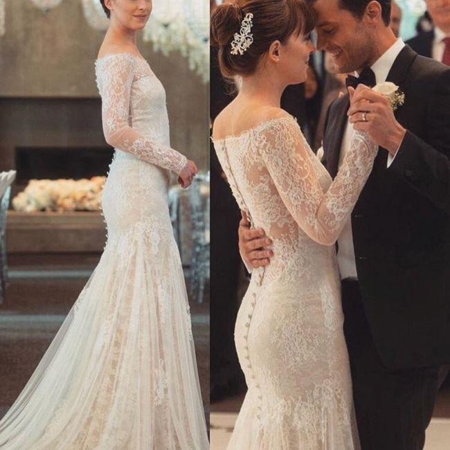 Abiti da sposa nei film 🎞️🎥👰🤵 4