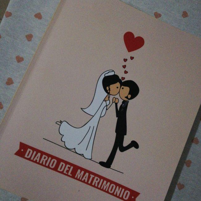 Agenda sposa 7