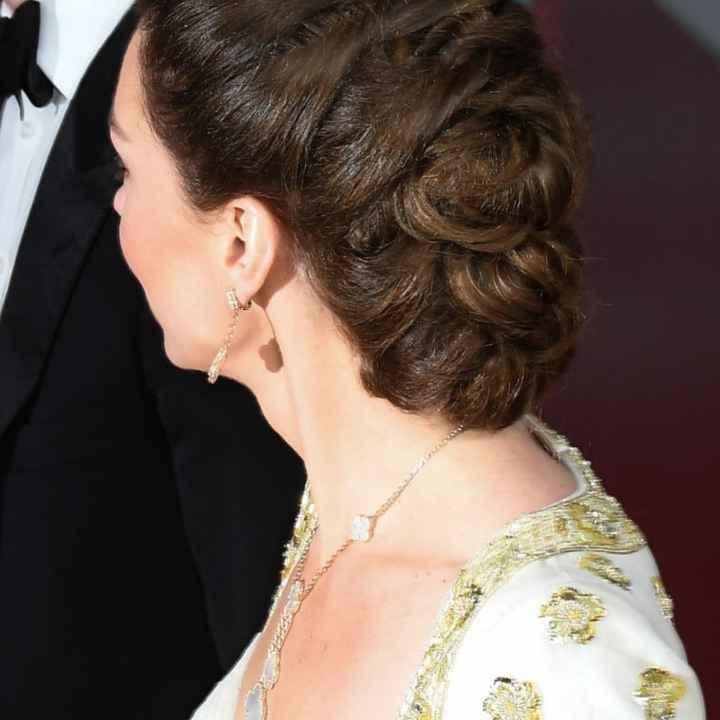 Le acconciature più belle di Kate Middleton - 1