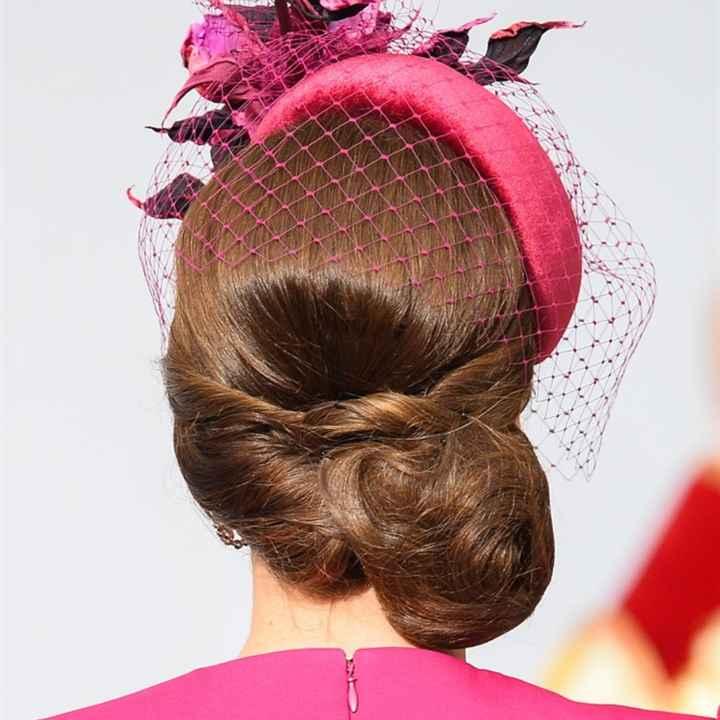 Le acconciature più belle di Kate Middleton - 2