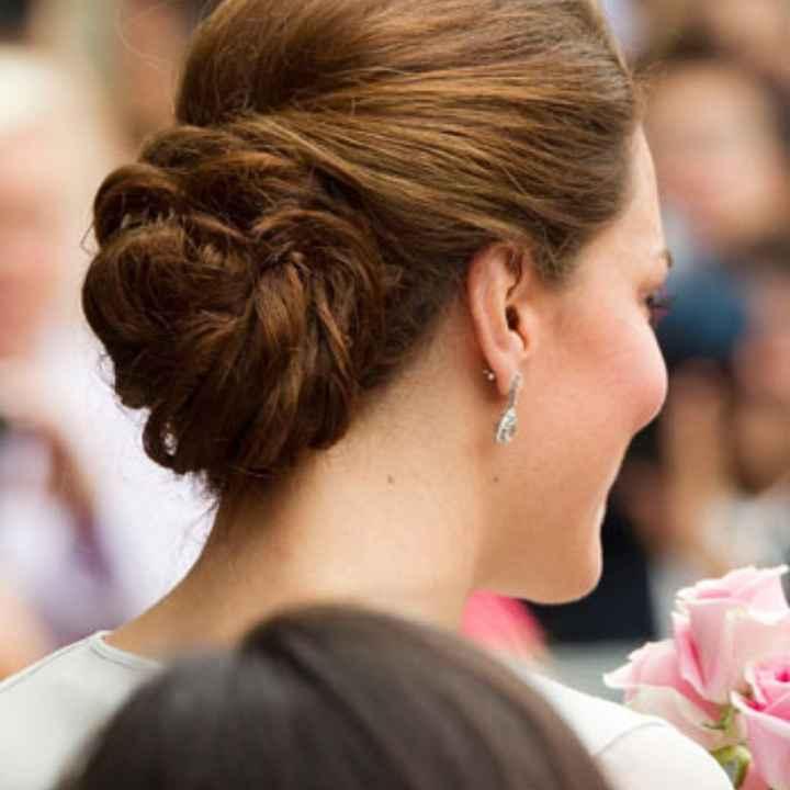 Le acconciature più belle di Kate Middleton - 3