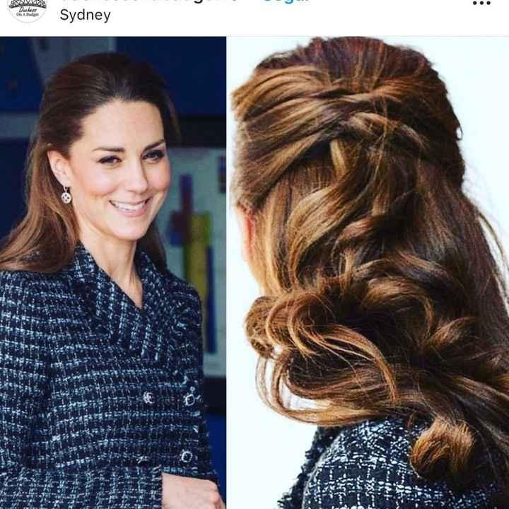 Le acconciature più belle di Kate Middleton - 10