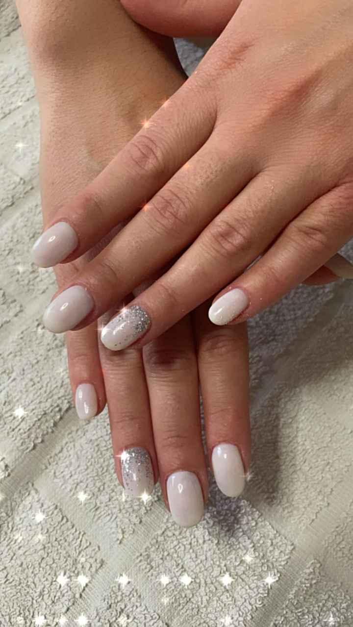Manicure per il Grande giorno ❤️ - 1