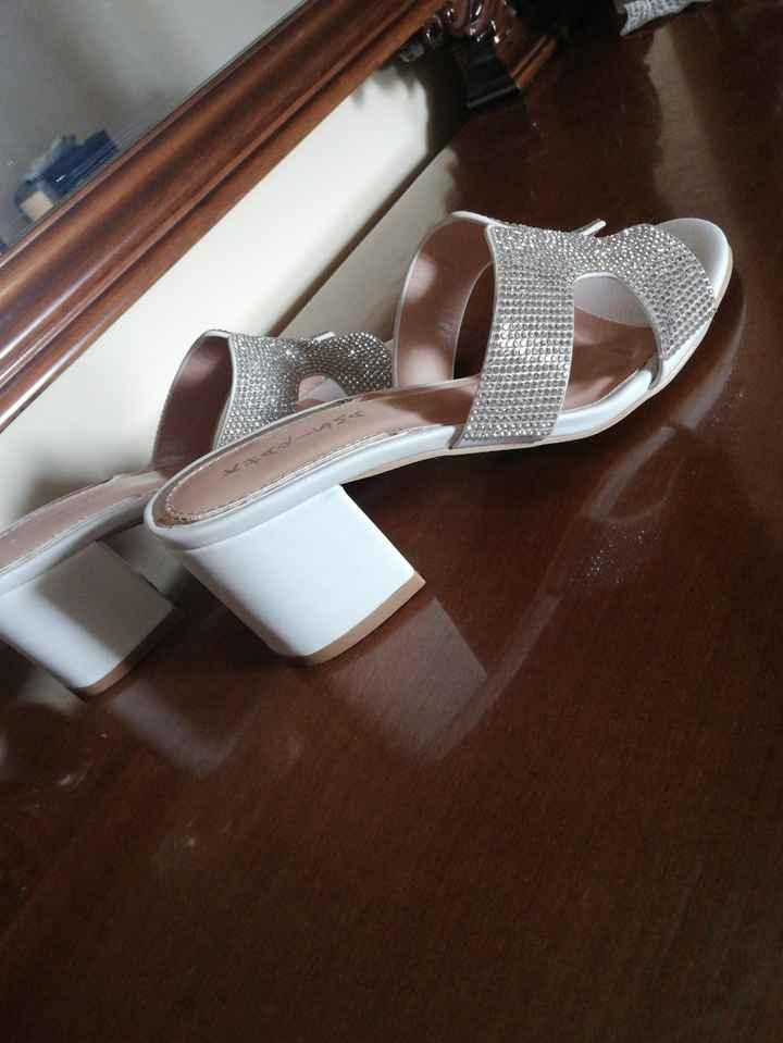 Ciabatte preparazione matrimonio - 2