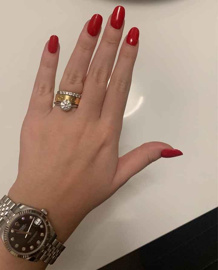 Che anello vi ha regalato il vostro Fm? 🤩💍 - 1