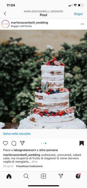 Torta nuziale 14