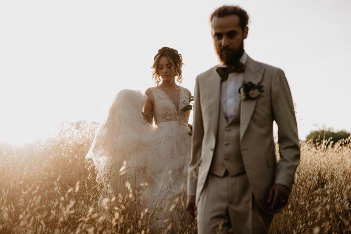 Finalmente marito e moglie 💛 3