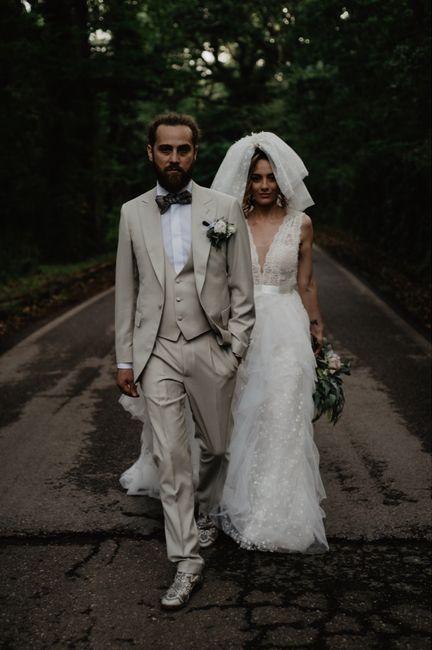 Finalmente marito e moglie 💛 4