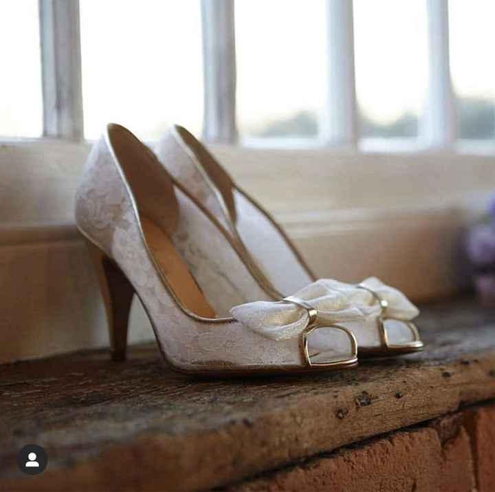 Scarpe sposa: aperte o chiuse? Mi sposo il 21 settembre - 1