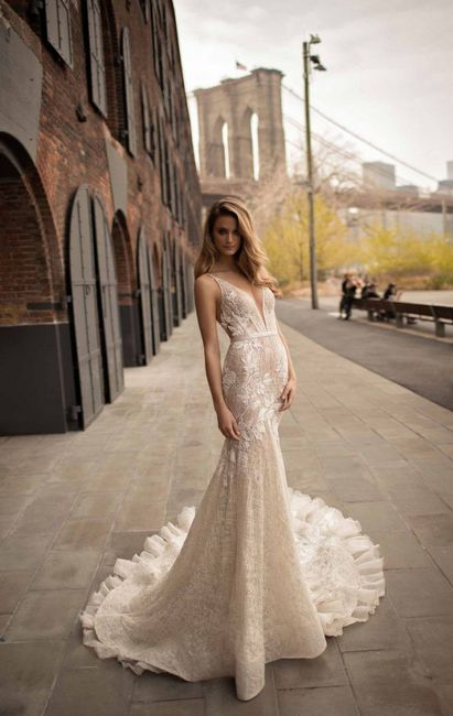 Abiti da sposa più belli 2018 - Moda nozze - Forum Matrimonio.com 6e047b7421d