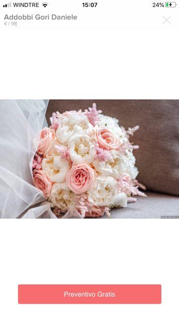 Bouquet sposa! Come sarà il vostro? Postate foto 3