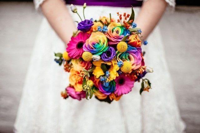Nozze Arcobaleno 🏳️🌈 a tutto colore! Che ne pensate? 1