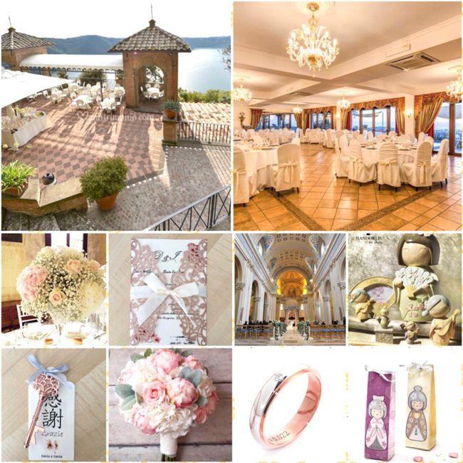 Collage wedding 6