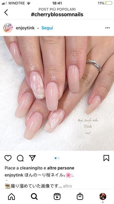unghie sposa 7