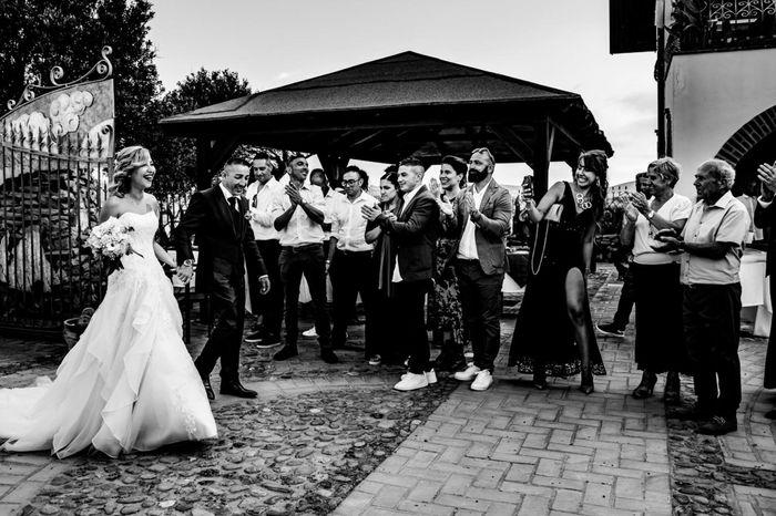 Sposi che sono convolati a nozze durante il Covid-19: lasciate qui i vostri consigli! 👇 22