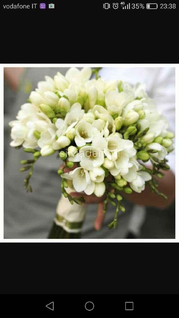 Bouquet: chi me mi mostra il suo? (o le sue idee) - 1