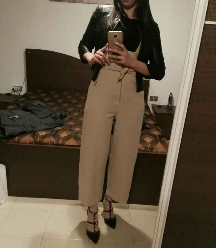 Outfit giuramento Comune - 1