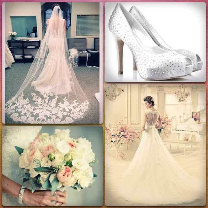 Ecco il mio wedding look..si,lo voglio! - 1