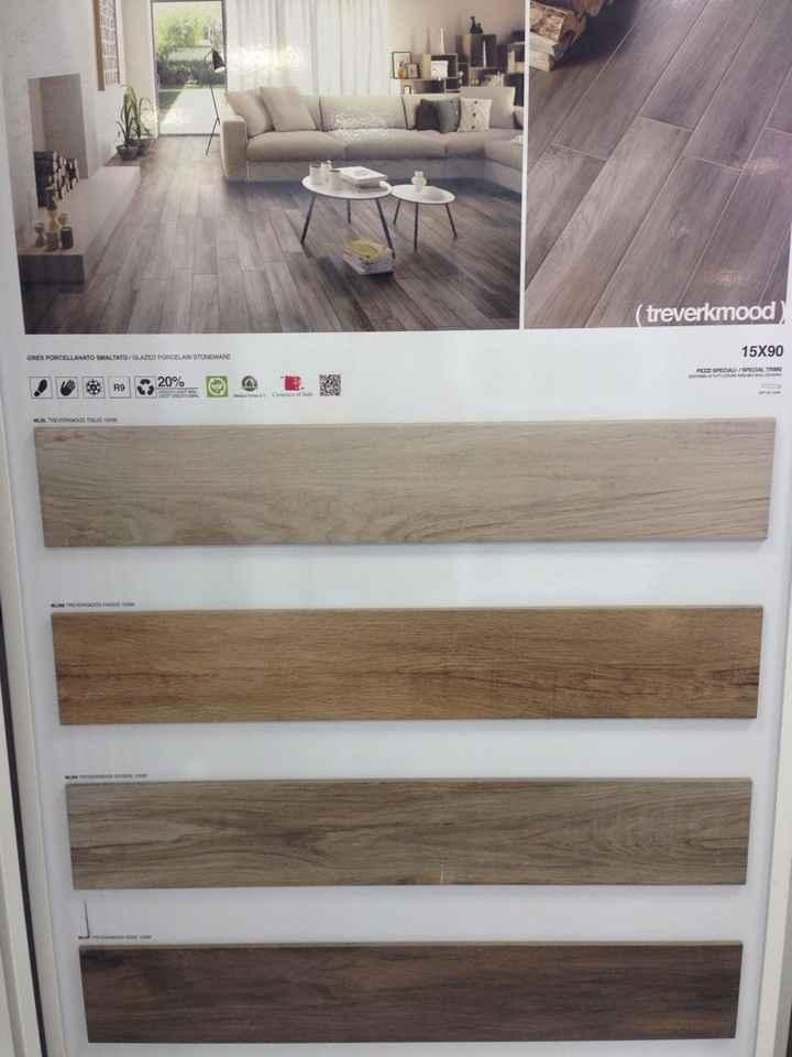 I vostri pavimenti gres effetto legno :) - 1