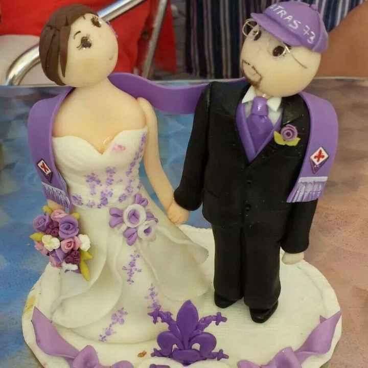 I cake topper delle forummine!!! - 1