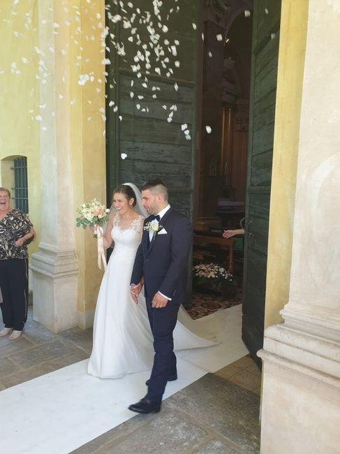 Venerdì 9 luglio siamo diventati marito e moglie ❤❤ 3