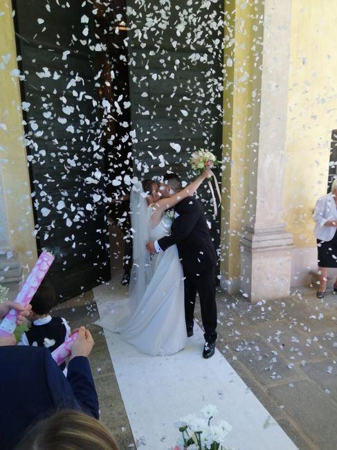 Venerdì 9 luglio siamo diventati marito e moglie ❤❤ 4
